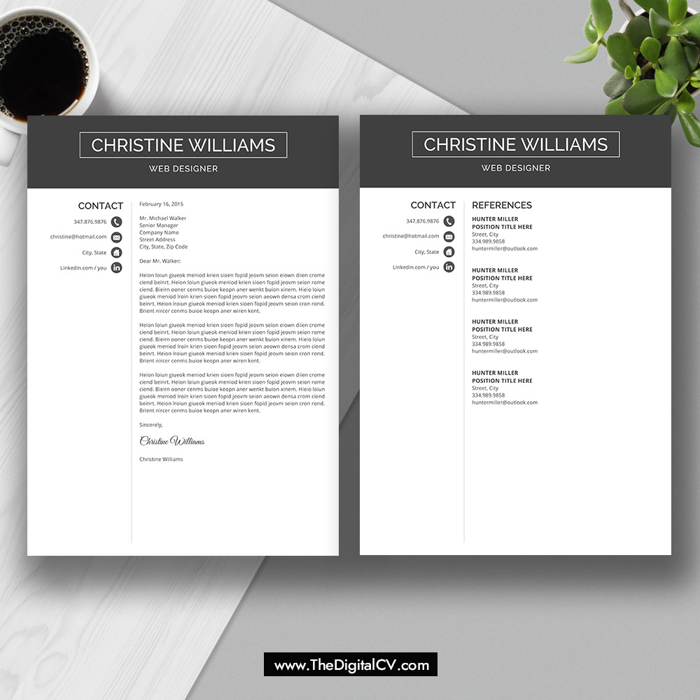 Resume template youth